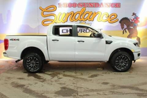 2019 Ford Ranger for sale at Sundance Chevrolet in Grand Ledge MI