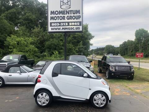 2014 Smart fortwo for sale at Momentum Motor Group in Lancaster SC