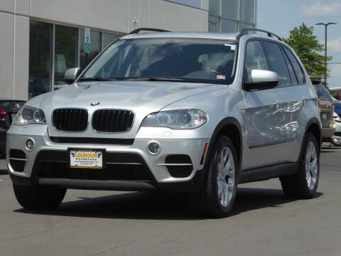 2012 BMW X5 for sale at Loudoun Motor Cars in Chantilly VA