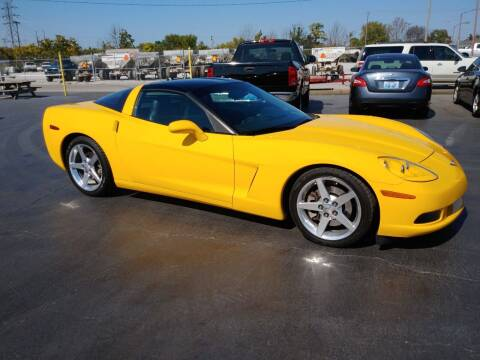 2005 Chevrolet Corvette for sale at Big Boys Auto Sales in Russellville KY