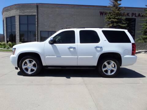 2008 Chevrolet Tahoe for sale at Elite Motors in Fargo ND