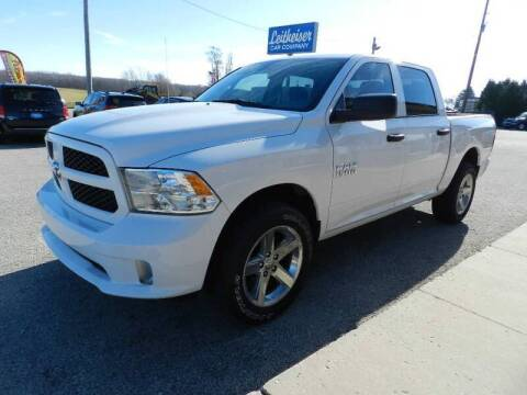 2018 RAM Ram Pickup 1500 for sale at Leitheiser Car Company in West Bend WI
