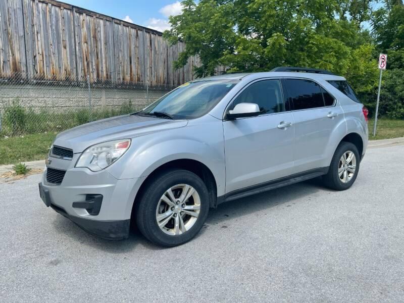 2014 Chevrolet Equinox for sale at Posen Motors in Posen IL