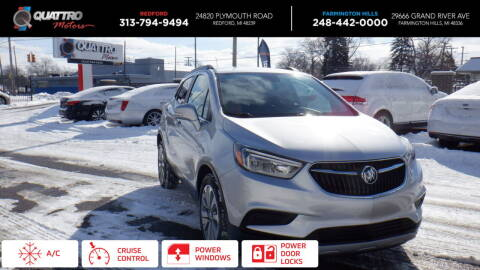 2017 Buick Encore for sale at Quattro Motors 2 in Farmington Hills MI