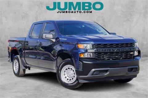 2020 Chevrolet Silverado 1500 for sale at JumboAutoGroup.com - Jumboauto.com in Hollywood FL