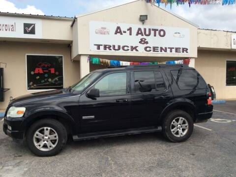 2007 Ford Explorer for sale at A-1 AUTO AND TRUCK CENTER in Memphis TN