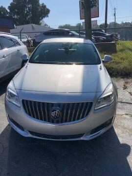2017 Buick Regal for sale at LAKE CITY AUTO SALES - Jonesboro in Morrow GA