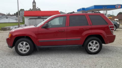 2009 Jeep Grand Cherokee for sale at MIKE'S CYCLE & AUTO in Connersville IN