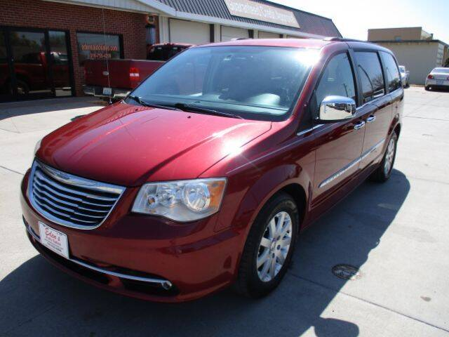 2011 Chrysler Town and Country for sale at Eden's Auto Sales in Valley Center KS