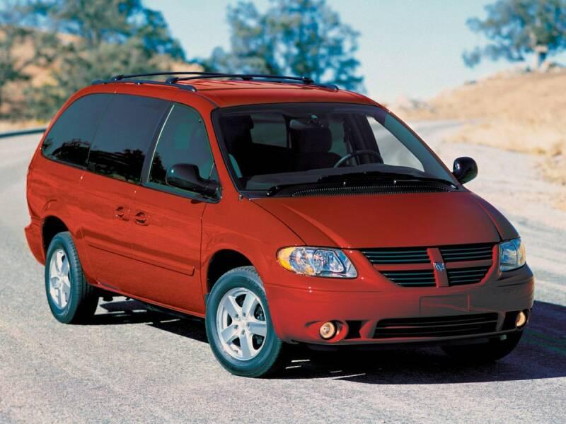 2006 Dodge Caravan for sale in Houston, TX