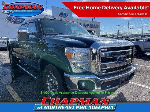 2016 Ford F-350 Super Duty for sale at CHAPMAN FORD NORTHEAST PHILADELPHIA in Philadelphia PA
