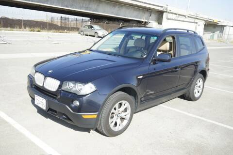 2009 BMW X3 for sale at Sports Plus Motor Group LLC in Sunnyvale CA