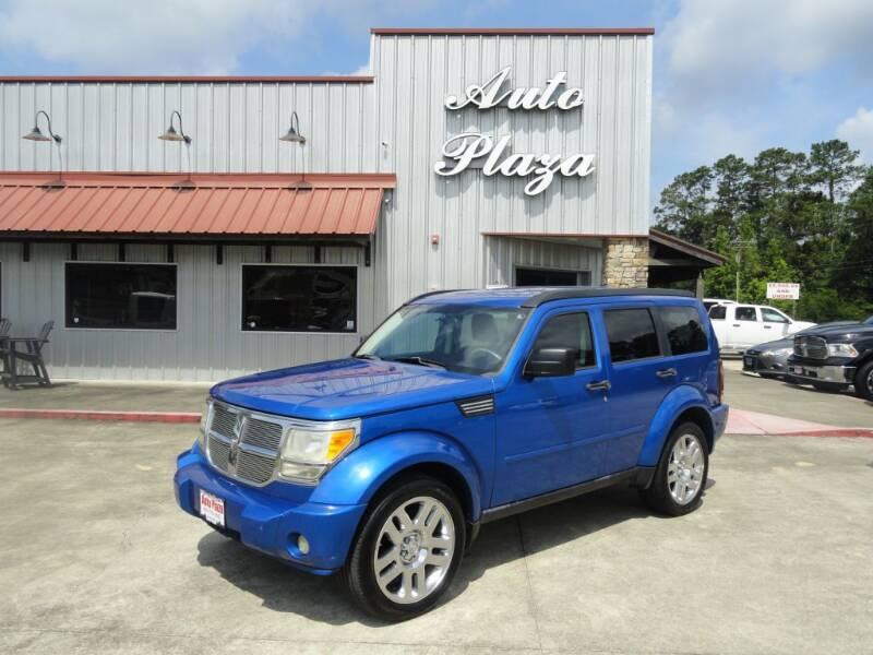 2007 Dodge Nitro for sale at Grantz Auto Plaza LLC in Lumberton TX