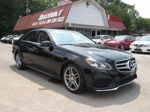 2014 Mercedes-Benz E-Class for sale at Discount Auto Sales in Pell City AL
