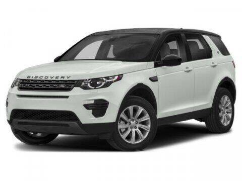 2019 Land Rover Discovery Sport for sale at DAVID McDAVID HONDA OF IRVING in Irving TX