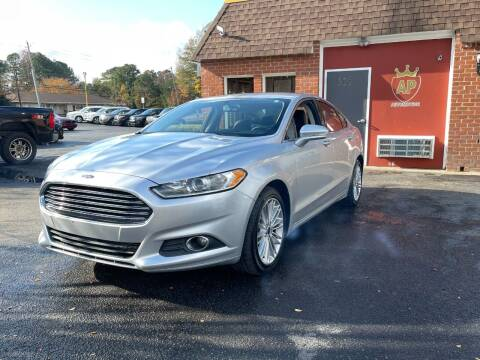 2014 Ford Fusion for sale at AP Automotive in Cary NC