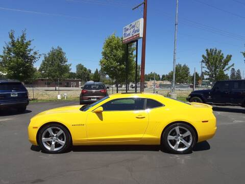 2011 Chevrolet Camaro for sale at New Deal Used Cars in Spokane Valley WA