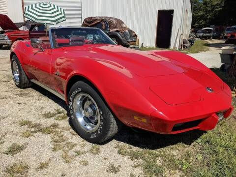 1975 Chevrolet Corvette for sale at Classic Cars of South Carolina in Gray Court SC