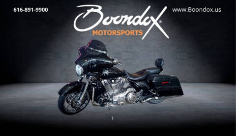 2012 Harley-Davidson FLHXSE3 - CVO Street Glide for sale at Boondox Motorsports in Caledonia MI