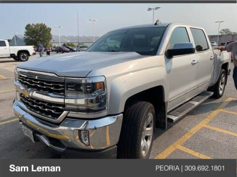 2017 Chevrolet Silverado 1500 for sale at Sam Leman Chrysler Jeep Dodge of Peoria in Peoria IL