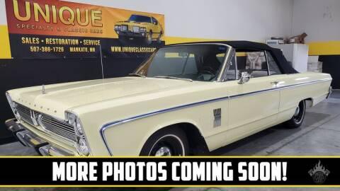 1966 Plymouth Fury for sale at UNIQUE SPECIALTY & CLASSICS in Mankato MN