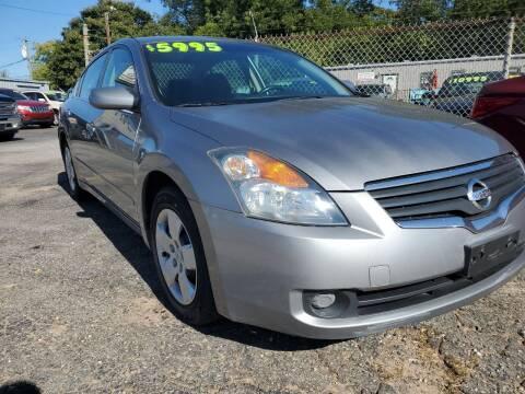 2008 Nissan Altima for sale at Allen's Auto Sales LLC in Greenville SC
