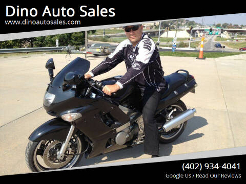 1999 Kawasaki Ninja ZX-6R for sale at Dino Auto Sales in Omaha NE