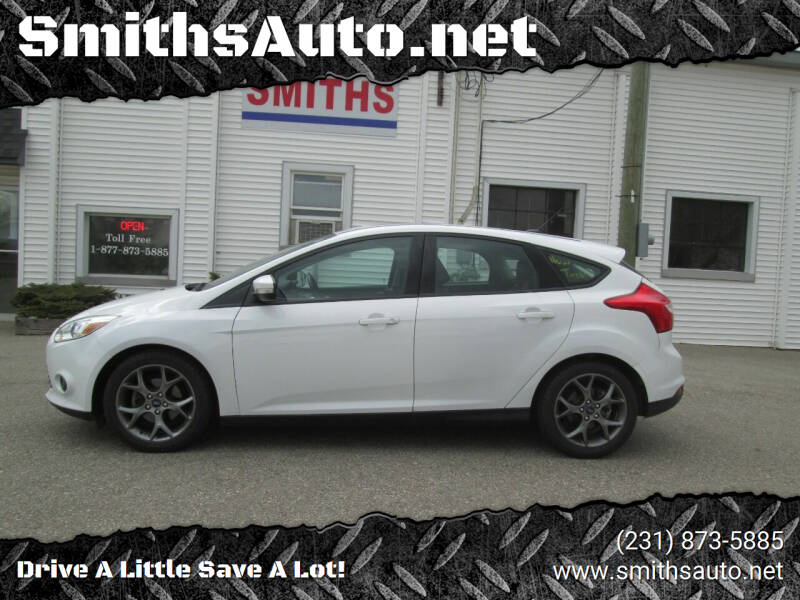 2013 Ford Focus for sale at SmithsAuto.net in Hart MI