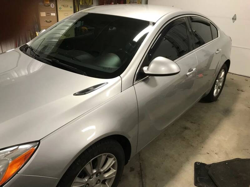 2012 Buick Regal for sale at ADKINS PRE OWNED CARS LLC in Kenova WV