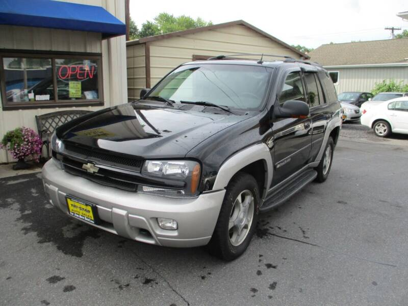 2004 Chevrolet TrailBlazer for sale at TRI-STAR AUTO SALES in Kingston NY