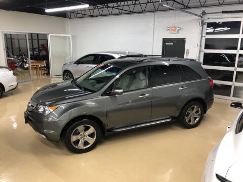 2007 Acura MDX for sale at Fox Valley Motorworks in Lake In The Hills IL
