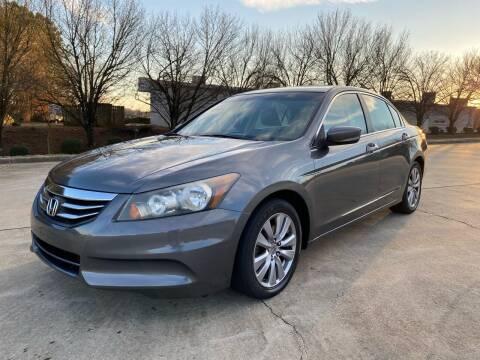 2012 Honda Accord for sale at Triple A's Motors in Greensboro NC