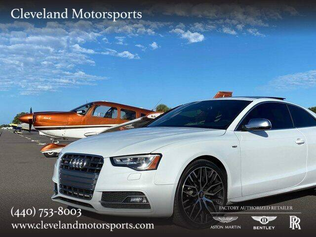 2013 Audi S5 for sale at Drive Options in North Olmsted OH