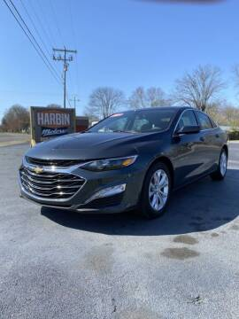 2021 Chevrolet Malibu for sale at Harbin Motors in Portland TN
