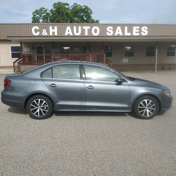 2017 Volkswagen Jetta for sale at C & H AUTO SALES WITH RICARDO ZAMORA in Daleville AL