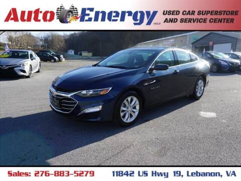 2019 Chevrolet Malibu for sale at Auto Energy in Lebanon VA