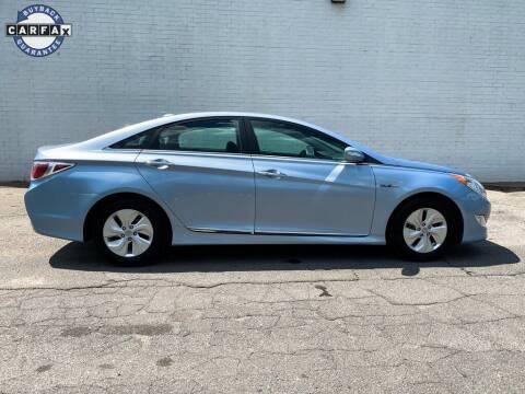 2013 Hyundai Sonata Hybrid for sale at Smart Chevrolet in Madison NC