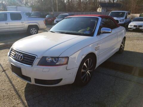 2006 Audi A4 for sale at AMA Auto Sales LLC in Ringwood NJ