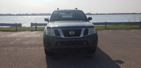 2008 Nissan Pathfinder for sale at EHE Auto Sales in Marine City MI