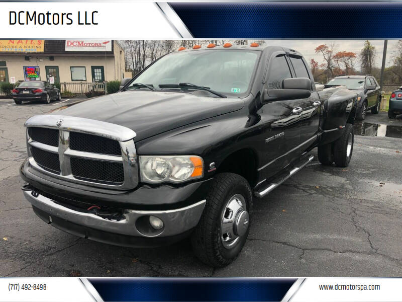 2005 Dodge Ram Pickup 3500 for sale at DCMotors LLC in Mount Joy PA