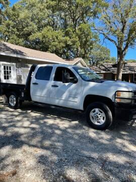 2012 Chevrolet Silverado 2500HD for sale at BARROW MOTORS in Caddo Mills TX