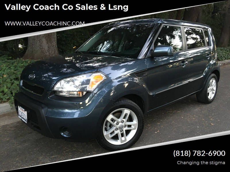 2011 Kia Soul for sale at Valley Coach Co Sales & Lsng in Van Nuys CA
