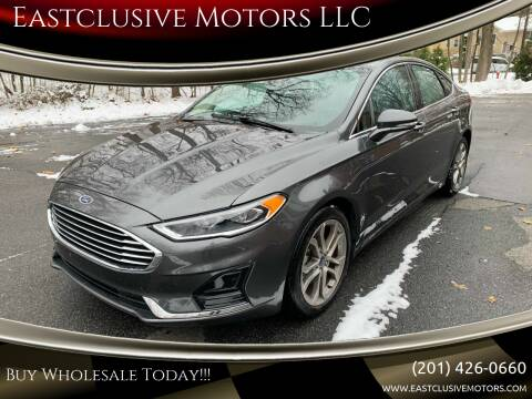 2019 Ford Fusion for sale at Eastclusive Motors LLC in Hasbrouck Heights NJ
