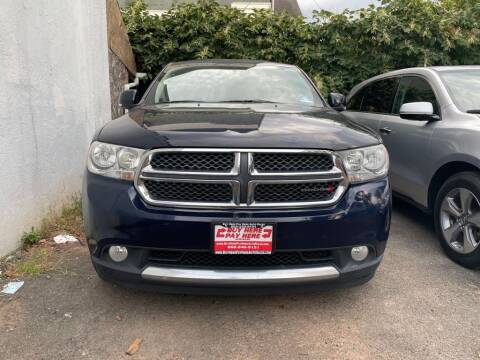 2013 Dodge Durango for sale at Buy Here Pay Here Auto Sales in Newark NJ
