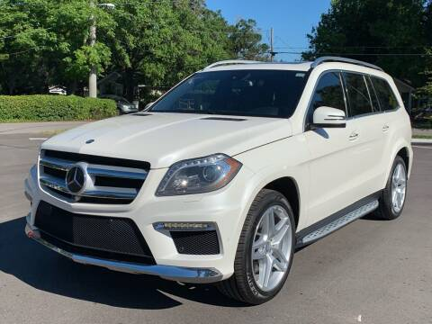 2013 Mercedes-Benz GL-Class for sale at LUXURY AUTO MALL in Tampa FL