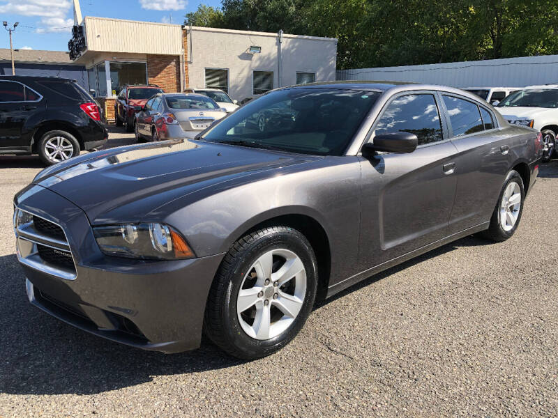 2014 Dodge Charger for sale at SKY AUTO SALES in Detroit MI