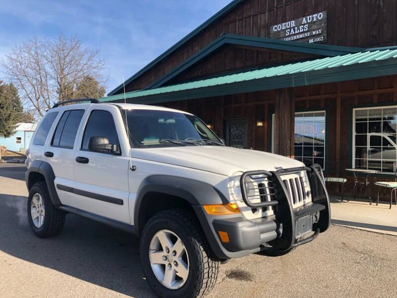 2006 Jeep Liberty for sale at Coeur Auto Sales in Hayden ID