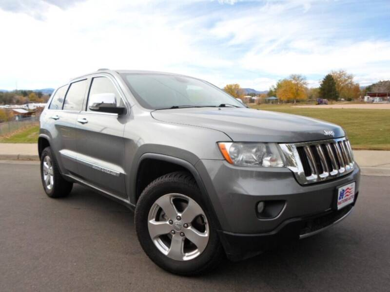 2011 Jeep Grand Cherokee for sale at Nations Auto in Lakewood CO