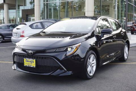 2019 Toyota Corolla Hatchback for sale at Jeremy Sells Hyundai in Edmunds WA