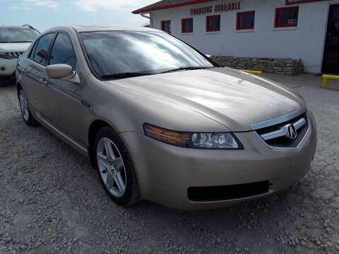 2004 Acura TL for sale at Sarpy County Motors in Springfield NE